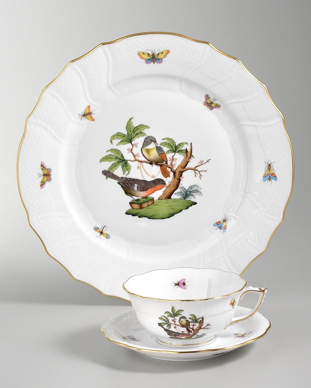 Rothschild Bird with tea cup CHINA NM-0DFK_mz.jpg