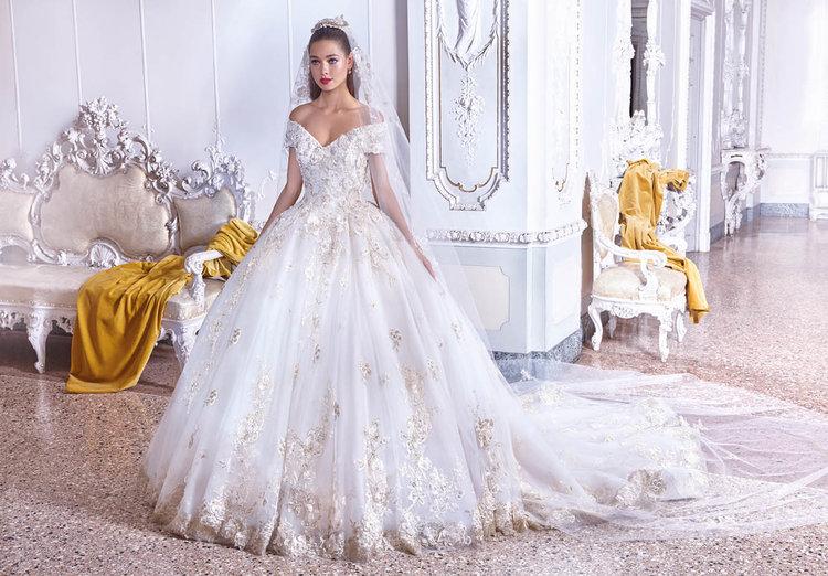 9adfcfc65dc Brides of San Diego Brings Amazing Bridal Fashions to Savvy Brides