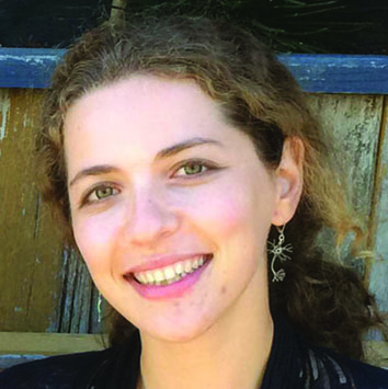 Anna Khazenzon, Research Associate
