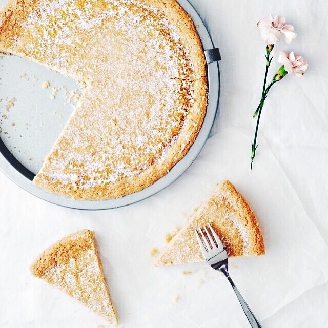 Butter + CInammon Pie