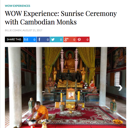 WOW Experience Cambodia Screenshot
