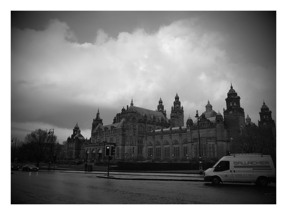 Kelvingrove Museum Glasgow Scotland