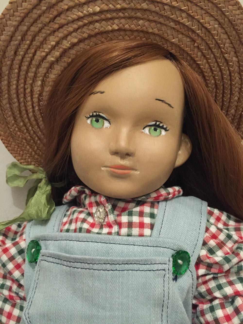 Nini Doll Fishing Girl