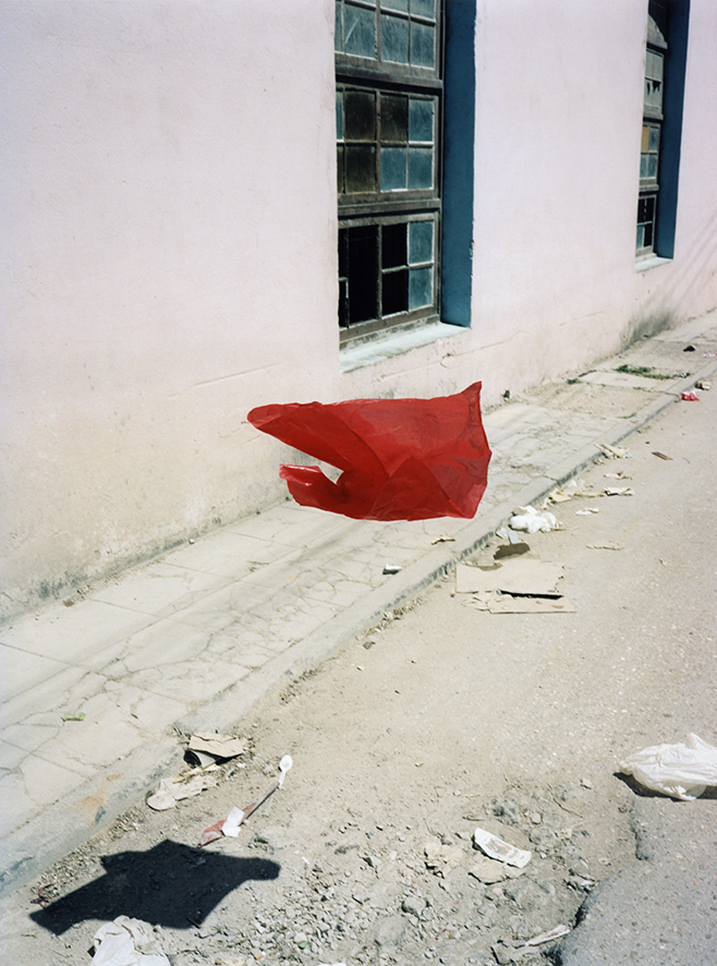 Plastic bag 2014 Havana Cuba from the work in progress Hablar en Voz Baja C Vincent Delbrouck courtesy of STIEGLITZ19.jpg