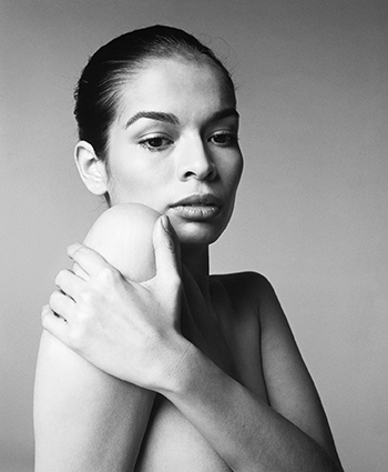 Bianca Jagger, Hollywood, California, January 25, 1972_WarholPrint_WarholCrop.jpg