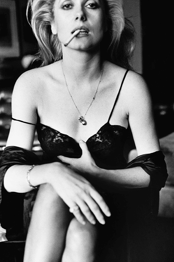 Catherine Deneuve Esquire Paris 1976 C Helmut Newton Estate.jpg