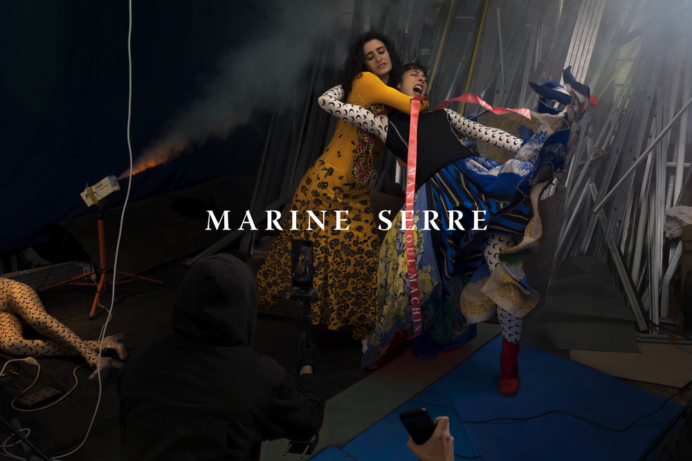 Marine Serre FW18 ADV BEHIND THE BLINDS BTB.jpg