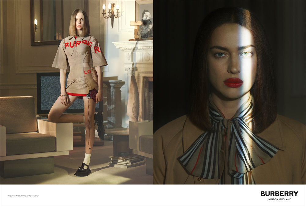 Behind_The_Blinds_Fran Summers and Irina Shayk photographed by Danko Steiner for Burberry c Courtesy of Burberry _ Danko Steiner.jpg