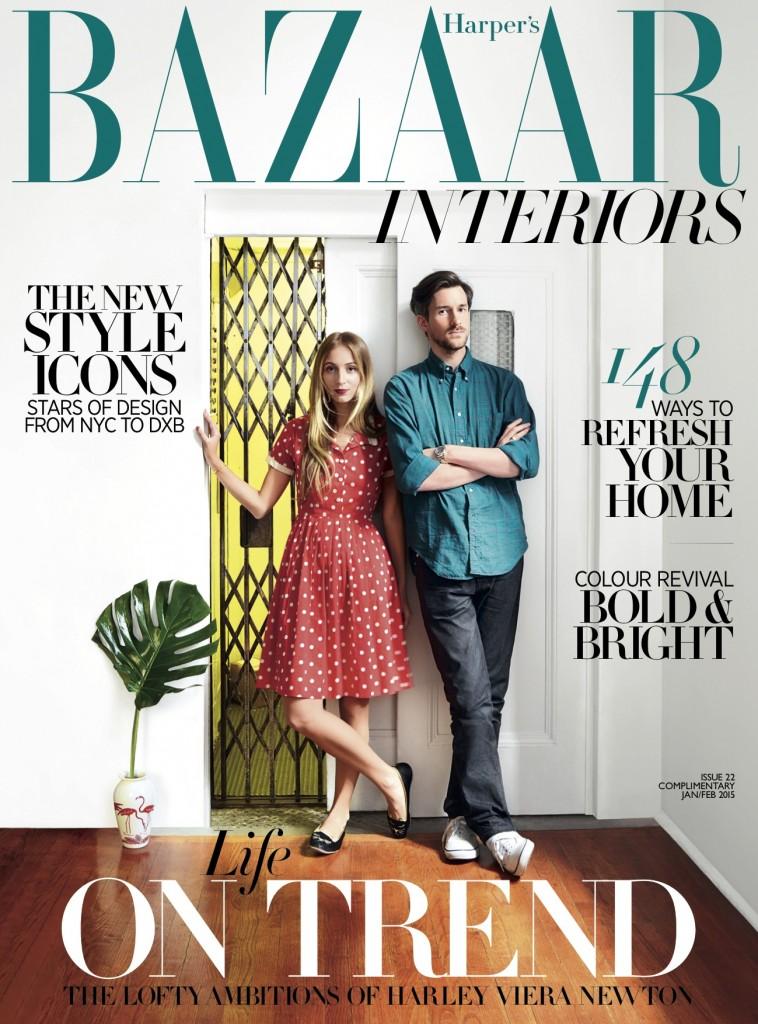 Harper's Bazaar Interiors