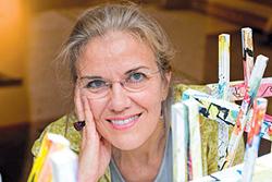 Anna Jóelsdóttir :  Rob Warner (portrait)