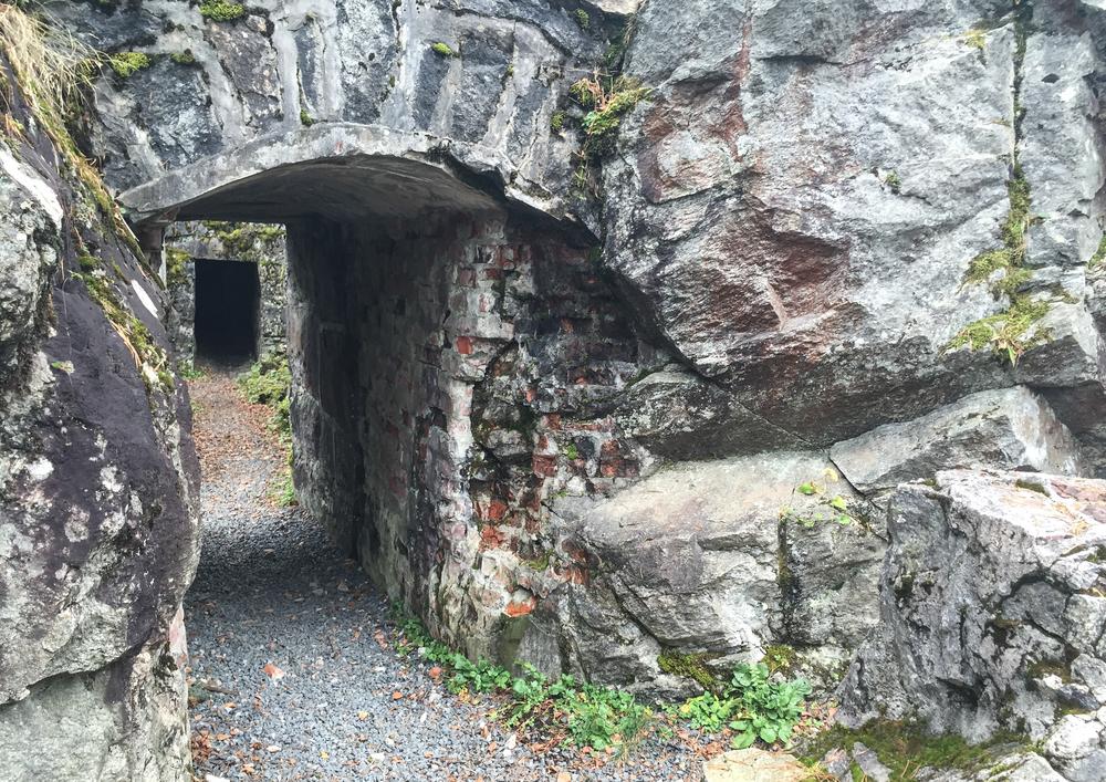 Urskog Fort.