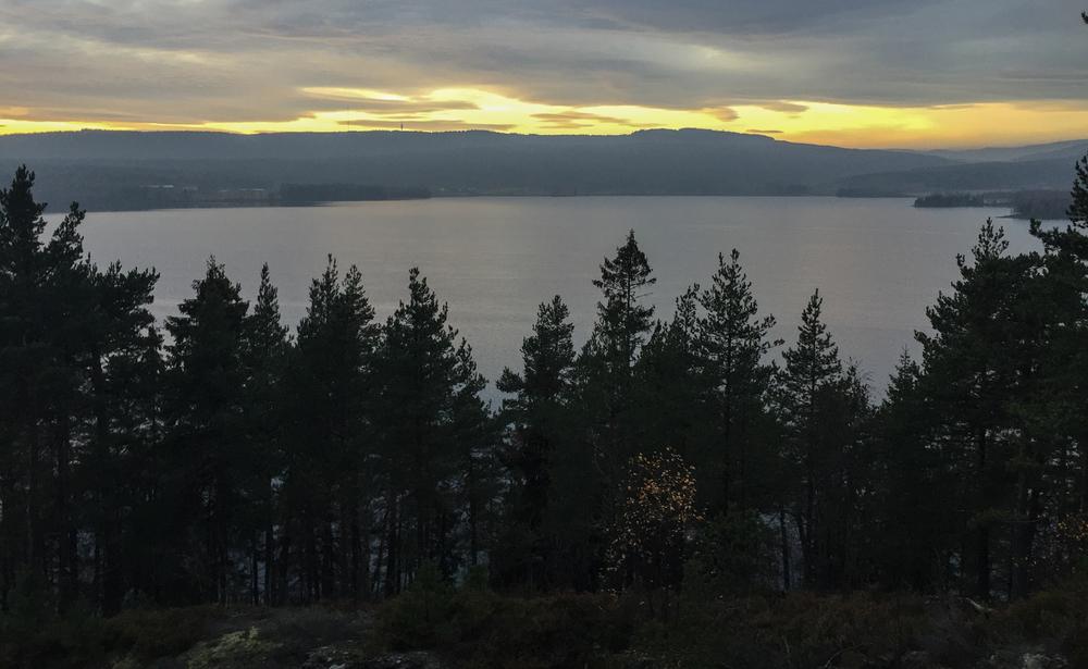 Maridalsvannet dekker 90 prosent av Oslos behov for drikkevann.