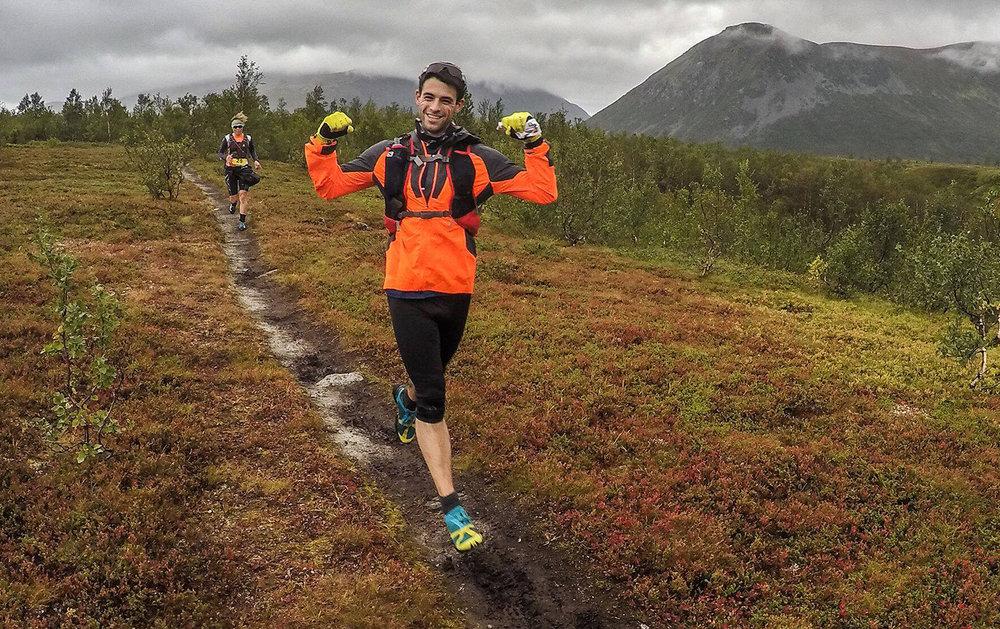 Foto: Peter Tubaas/ Tromsø Mountain Challenge.
