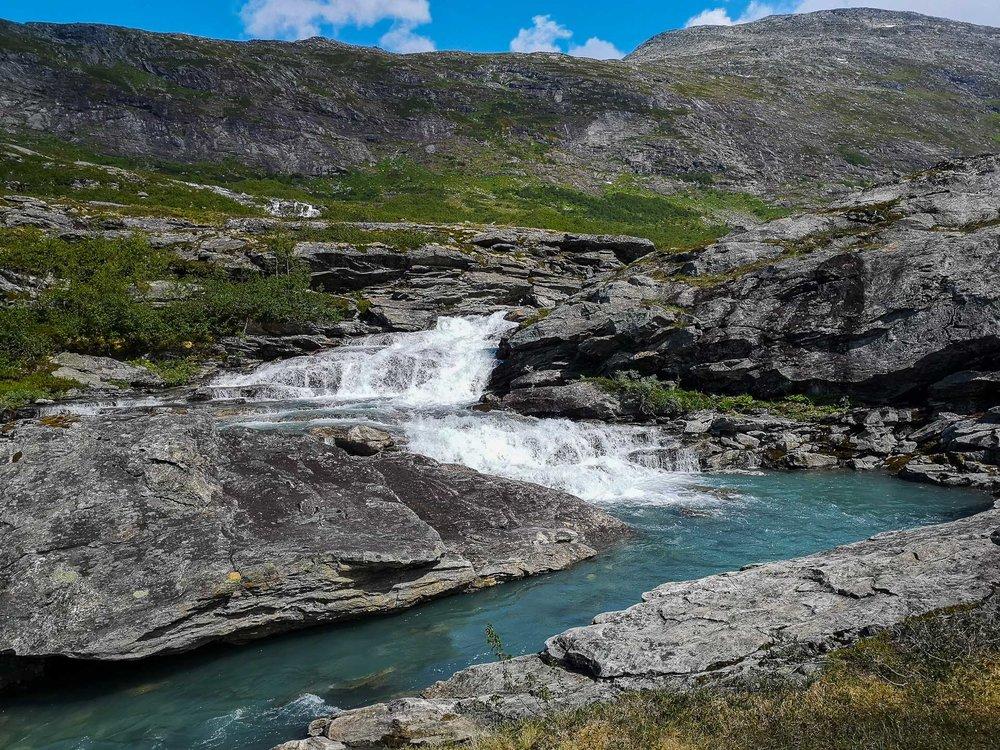 Som badeentusiast er det fristende å hoppe i vannet både her og der.