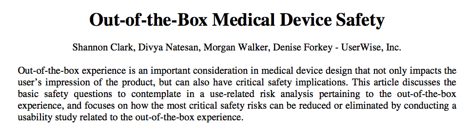 Out of the Box Medical Device Safety, UserWise.jpg