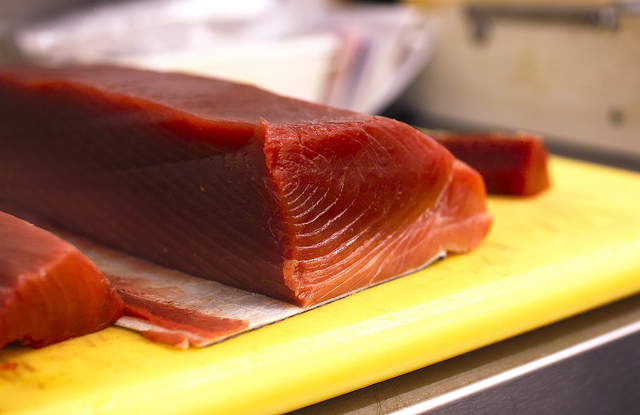 Tuna is one of the most commonly mislabeled fish in the United States.
