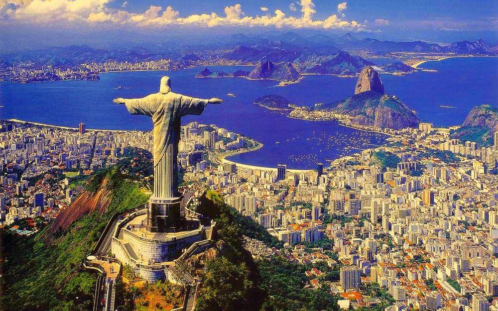 Rio! Rio! Rio!