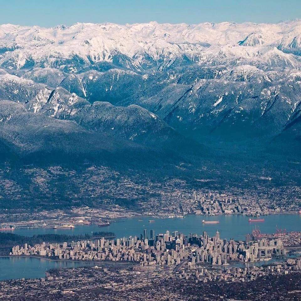 Yes. Vancouver.