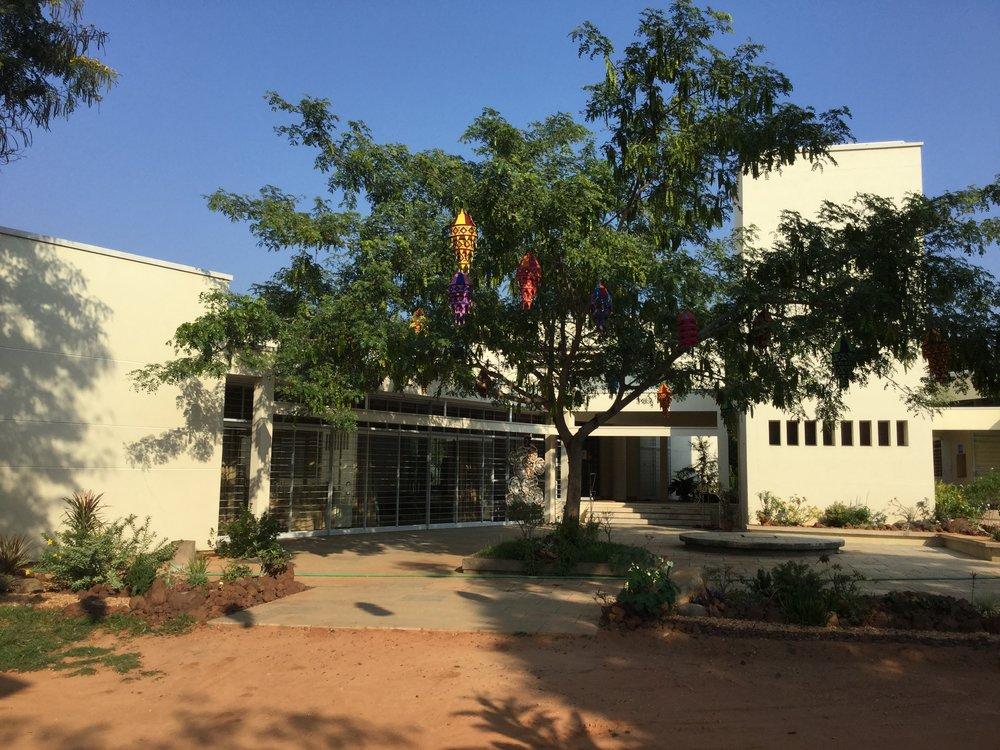 The Unity Pavilion