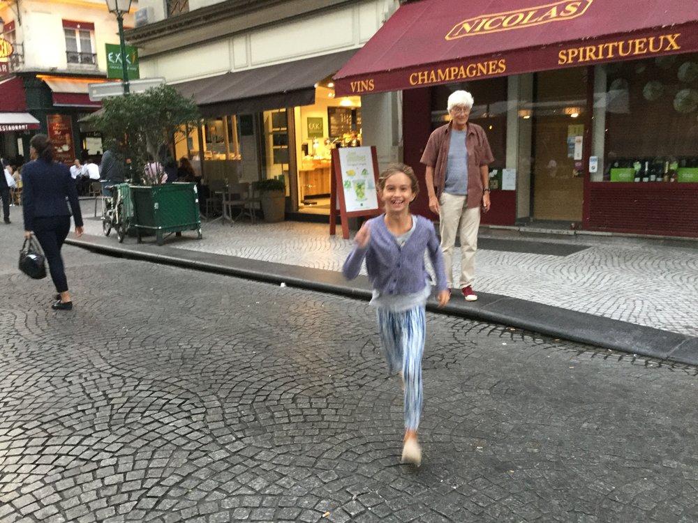 Rue Montorgeuil
