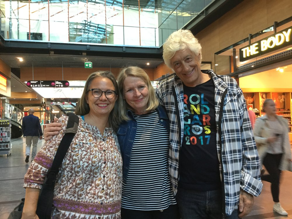 Kiitos Heleena ja hyvää lomaa! Thank you Heleena and have a great summer vacation!