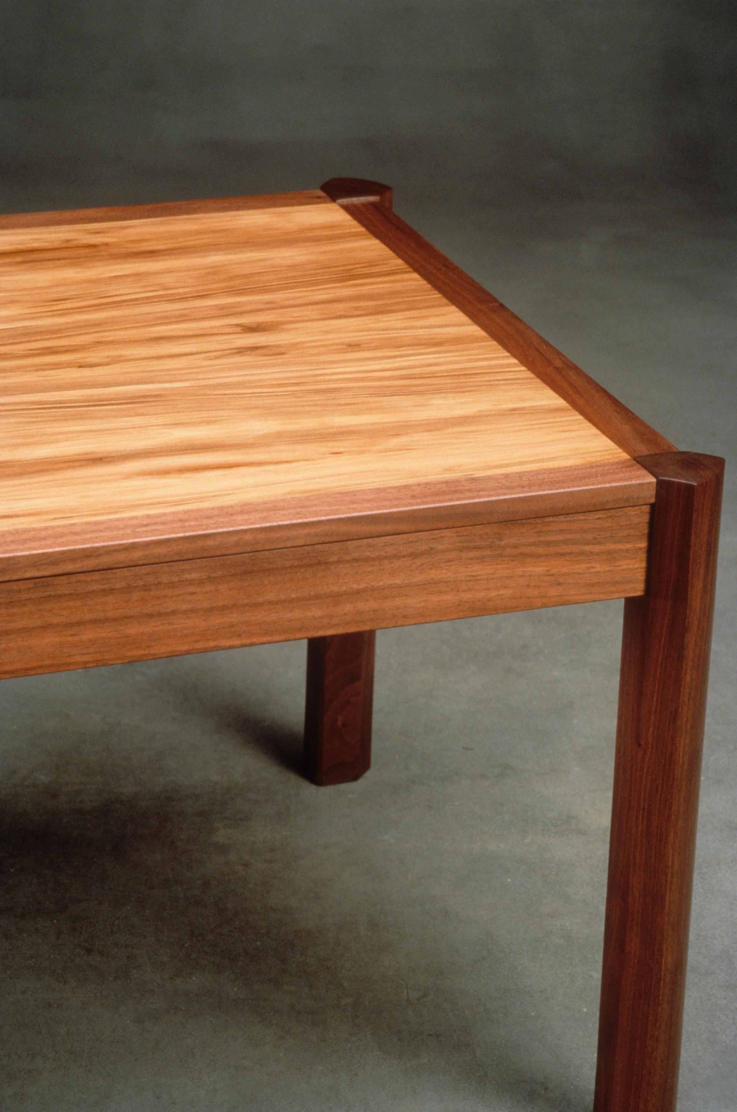 Redgum Coffee Table — Craig Vandall Stevens