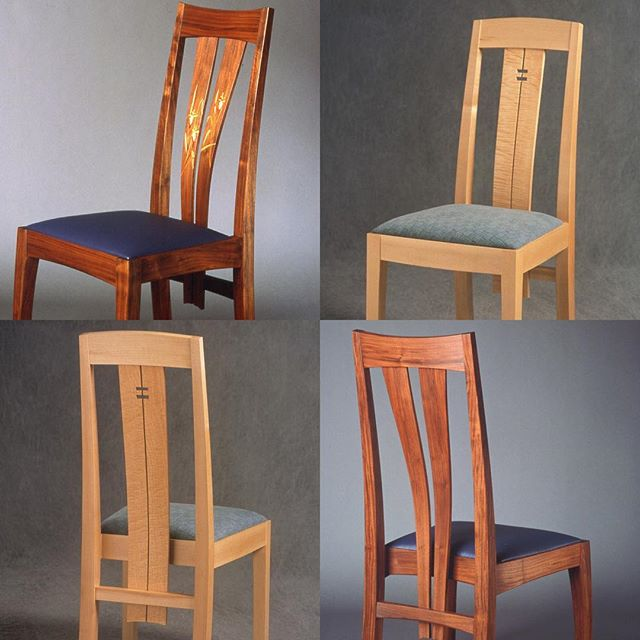 I'm delighted to return to Anderson Ranch Arts Center this summer to teach Essentials of Chair Making! @andersonranchartscenter, July 1 - 12 in beautiful Snowmass, CO. Two weeks of exploring chair design and construction techniques to create a fine, hand-made chair. The registration link is in my profile. It's a chance to really focus on chair making techniques in a truly wonderful learning environment!