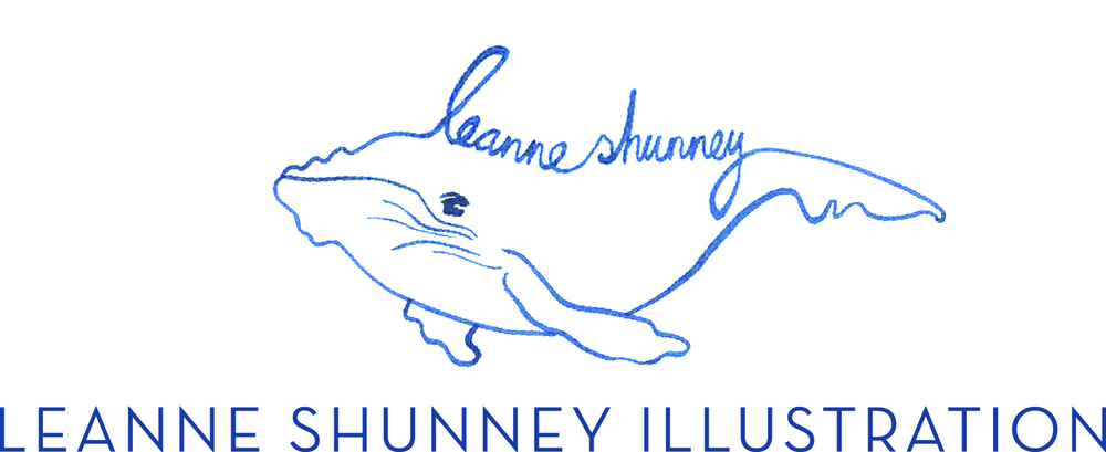 Leanne Shunney Illustration
