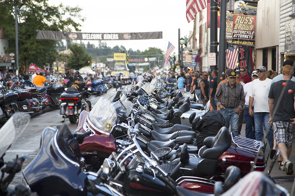 75th Motorcycle Rally Sturgis, SD 2015
