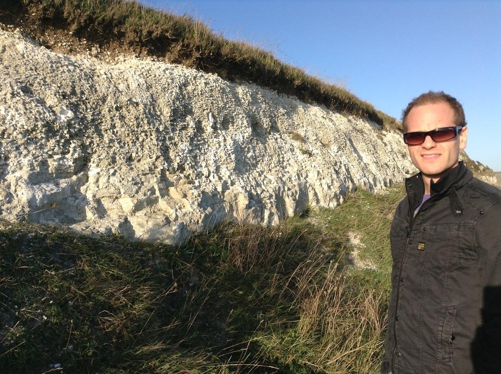 Path along the White Cliffs