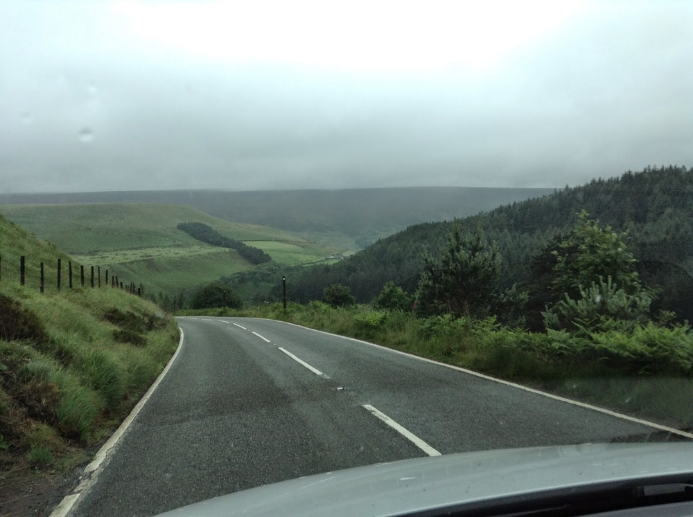Peak District near Holmfirth
