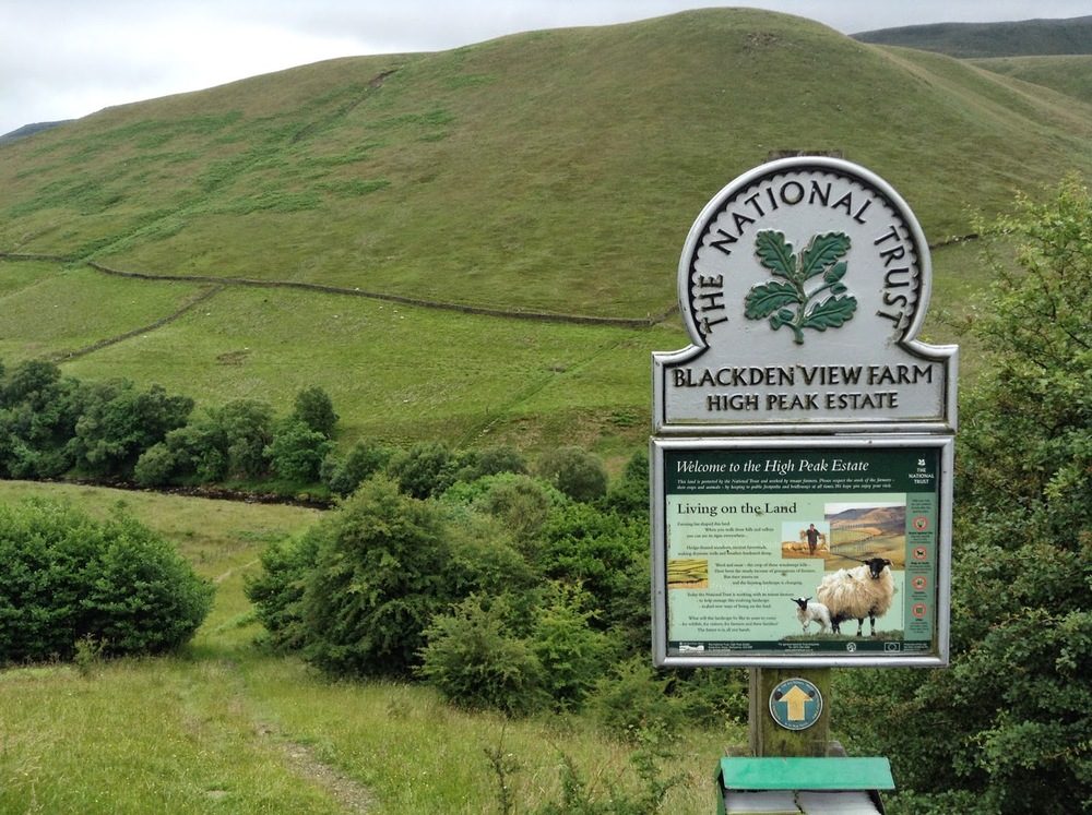 Blackden Brook hiking trail