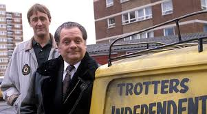 Rodders and Del Boy