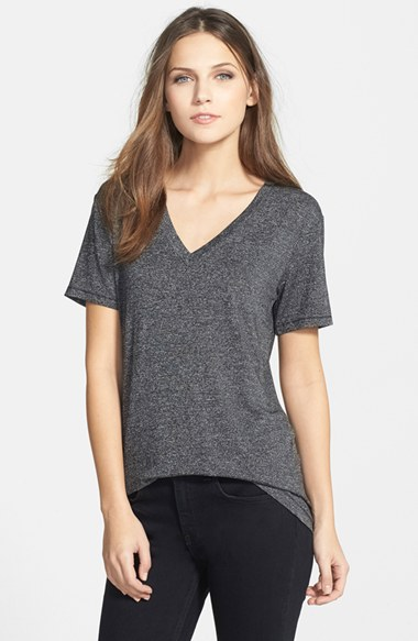 Rag & Bone Classic V Neck Tee from Nordstrom