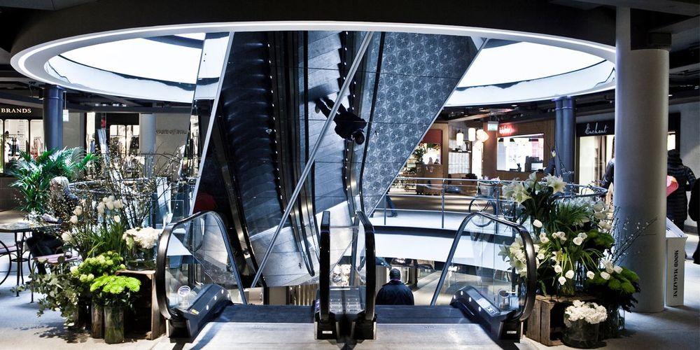 Mood Shopping Center. Photo Credit: visitstockholm.com