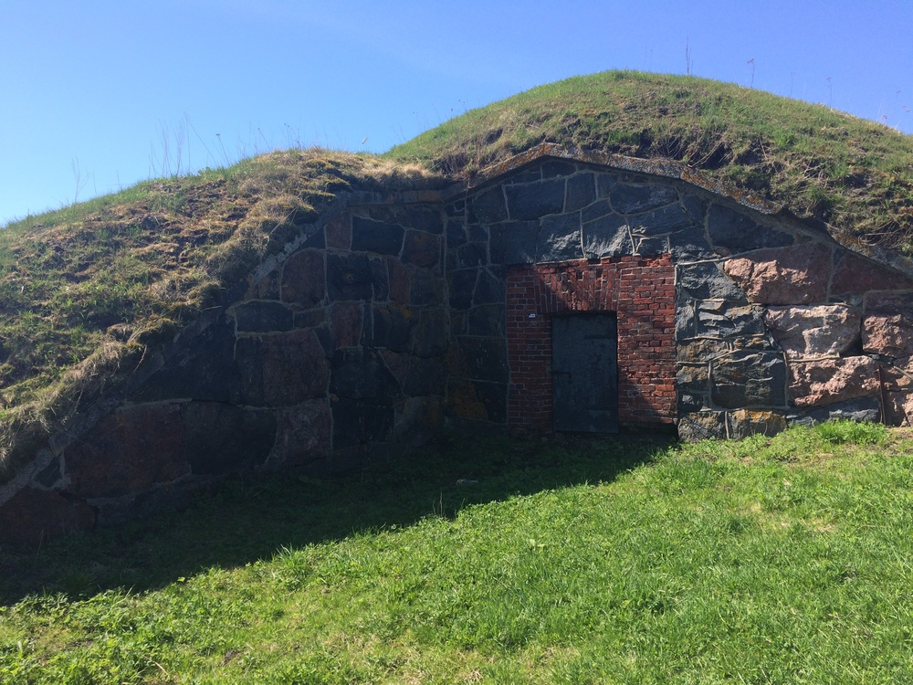Bunkers on Suomenlinna