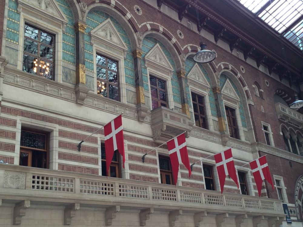 Radhuspladsen (Copenhagen City Hall)