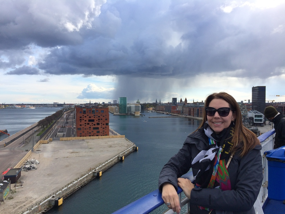 Farewell! DFDS cruise from Copenhagen to Oslo