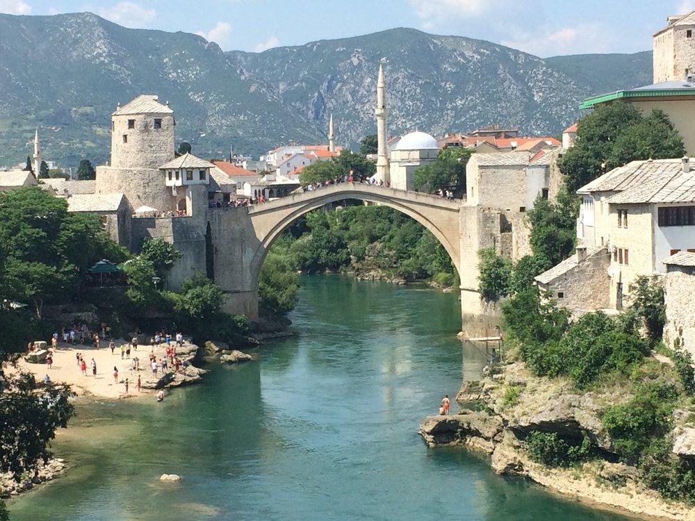 Stari Most, July 2016