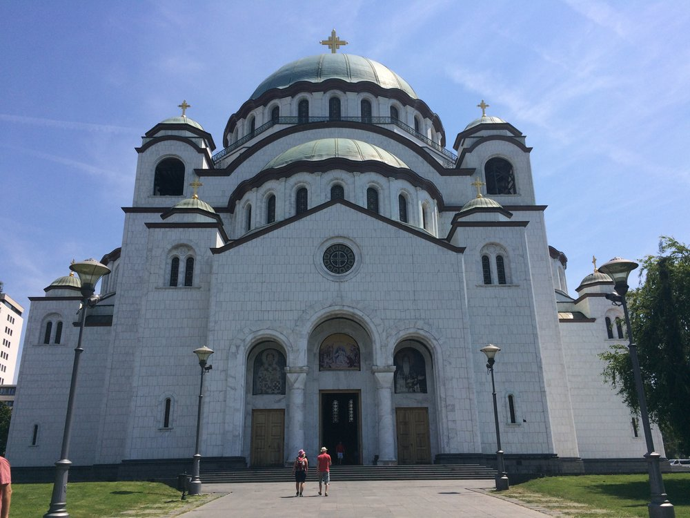 St. Sava Orthodox Cathedral