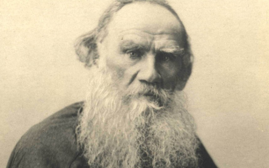 Lighten up, Tolstoy!