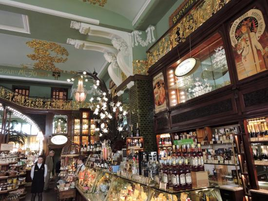 Heavenly Yeliseev's Food Hall