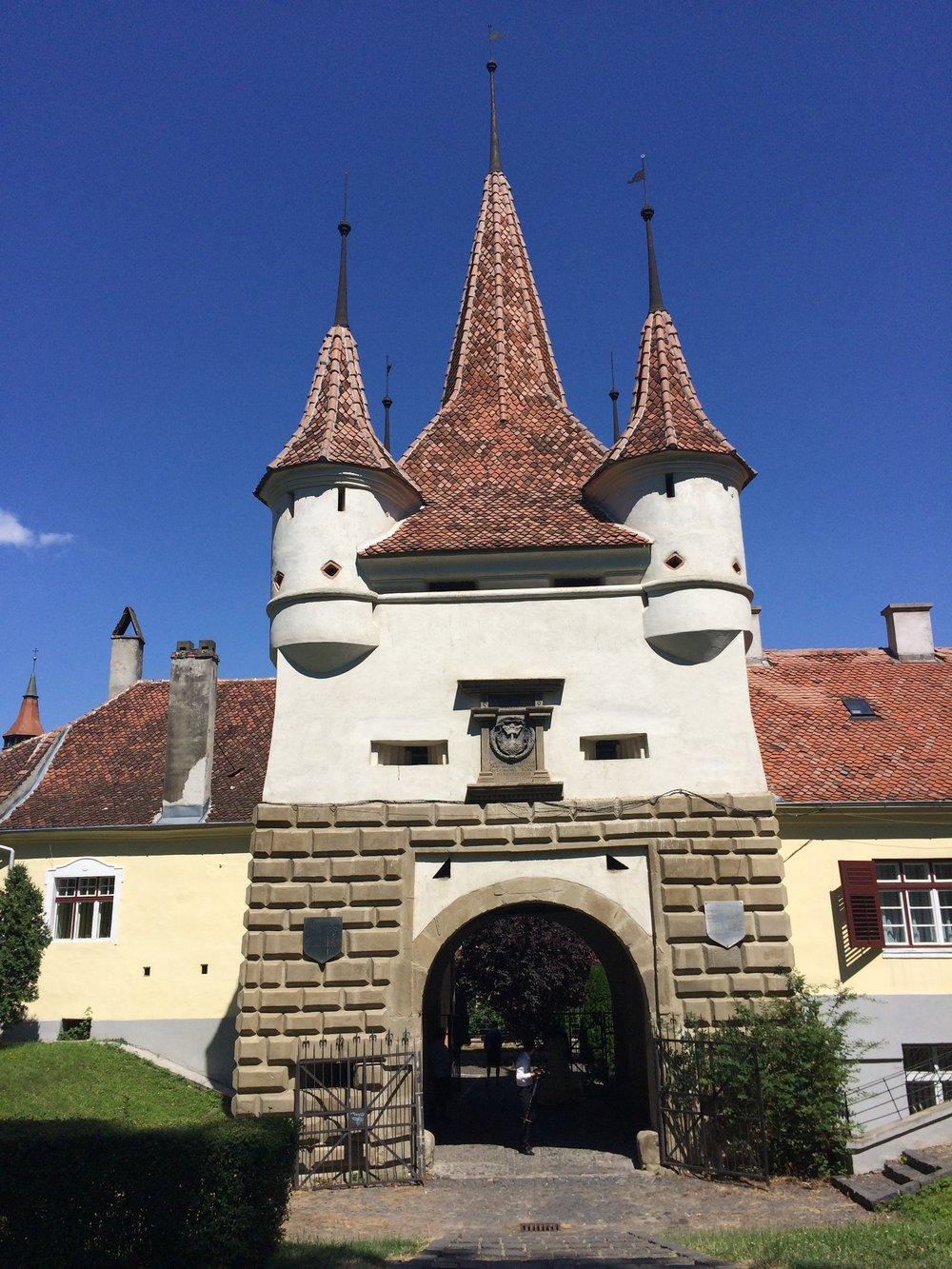 Catherine's Gate (Poarta Ekaterina)