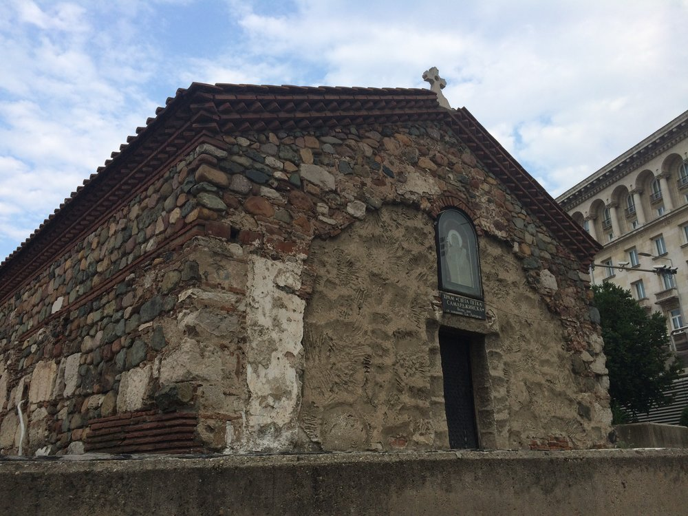 Oldest Christian Church in Bulgaria