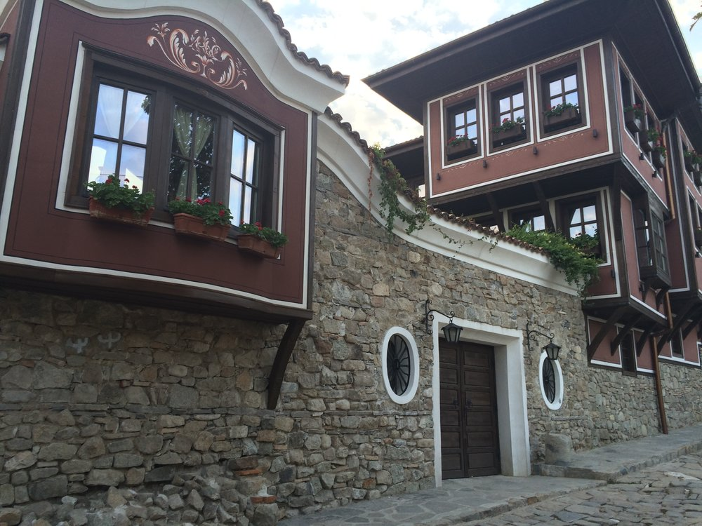 Old Town, Plovdiv