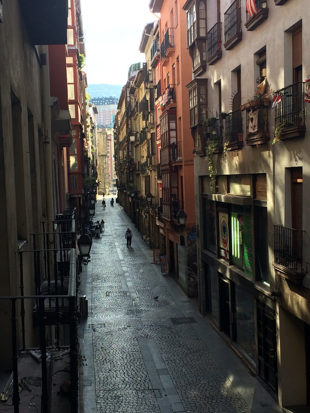 Good morning, Bilbao!