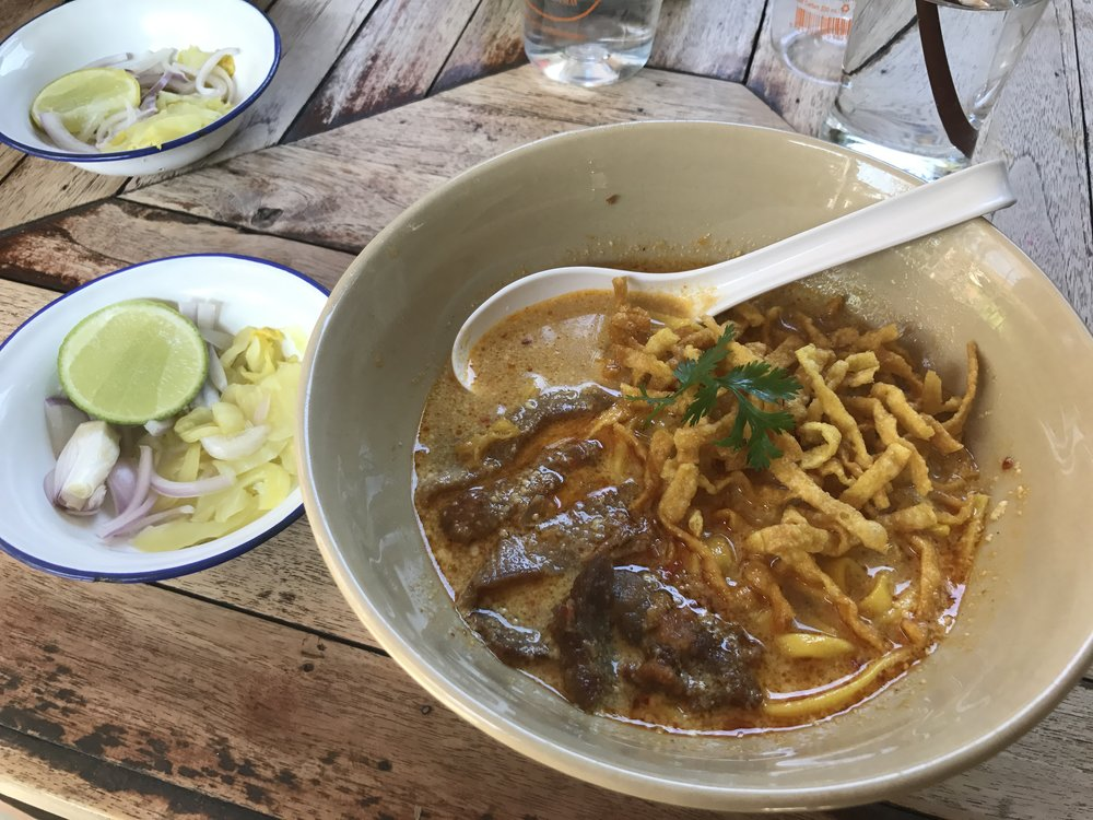O Khao Soi, where art thou?