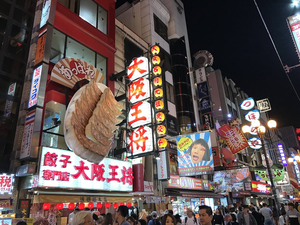 Giant gyoza, anyone?