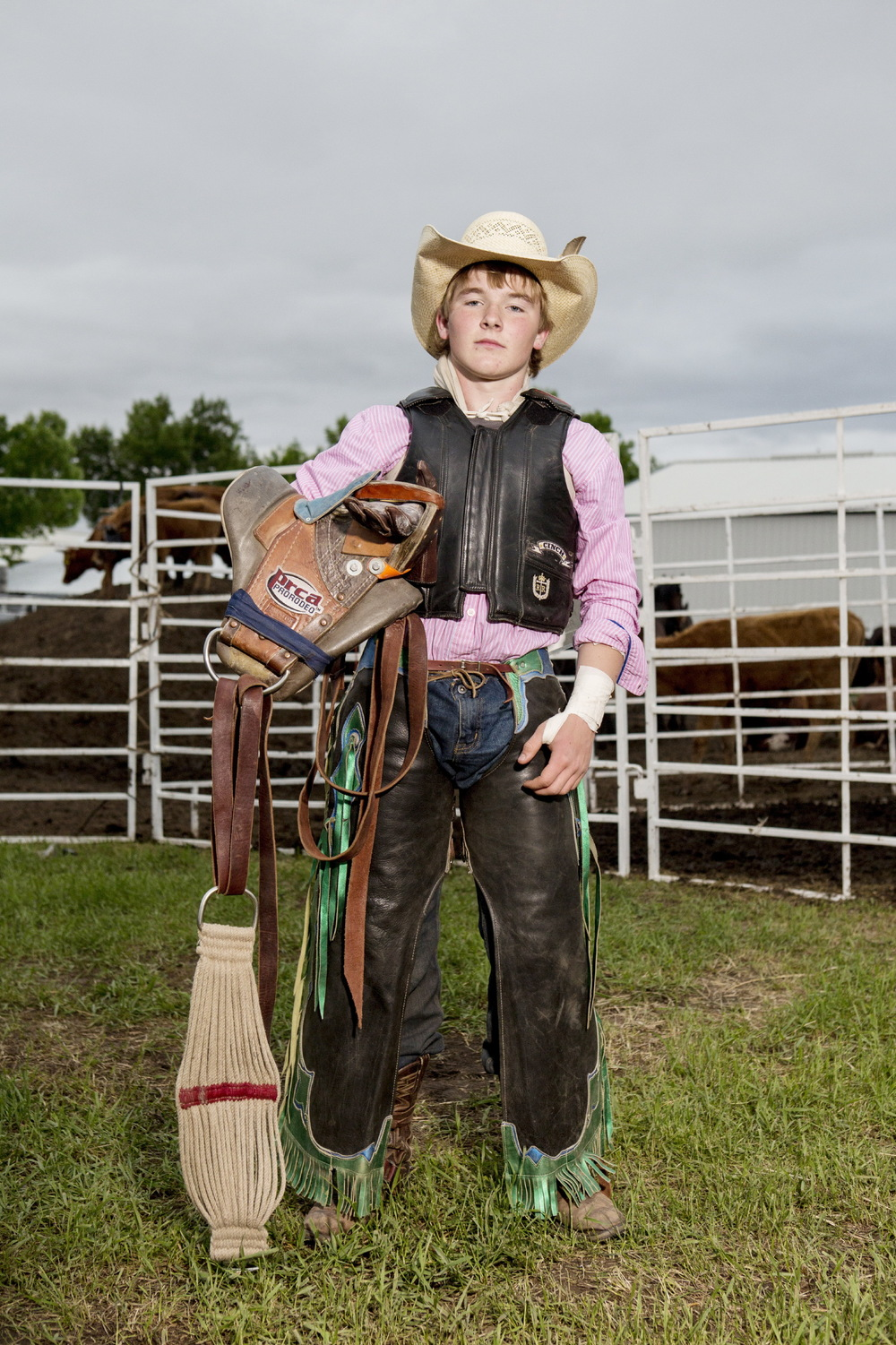 Little Cowboy for ESPN The Magazine