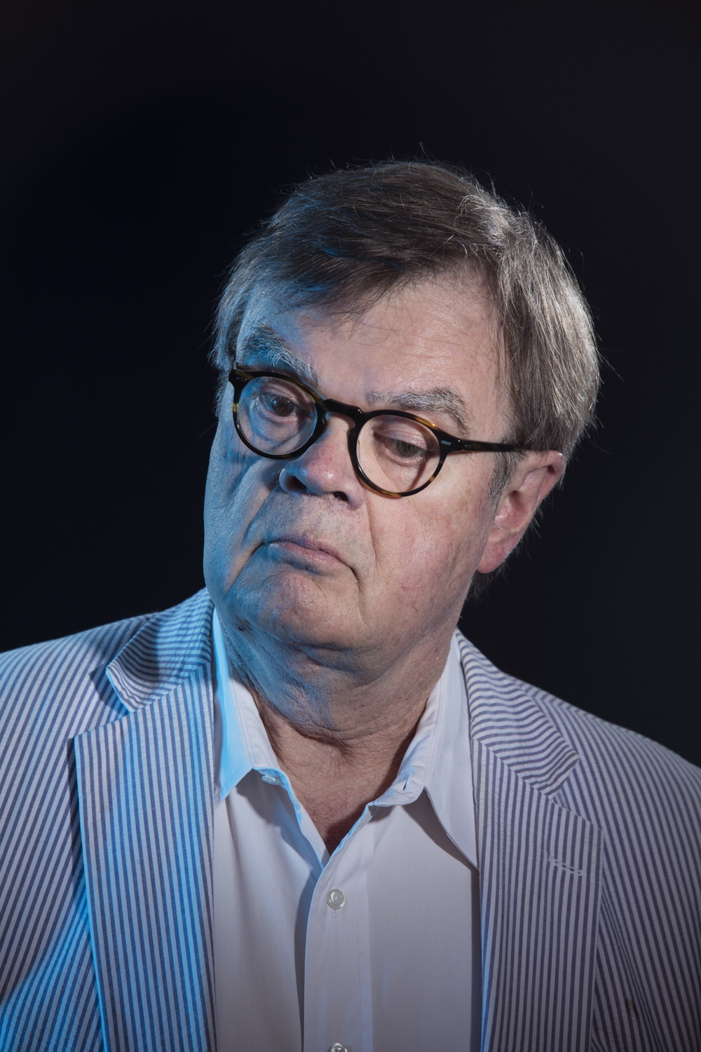 Garrison Keillor for The New York Times